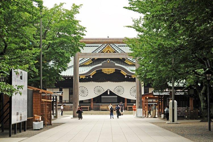 靖國神社(やすくにじんじゃ)