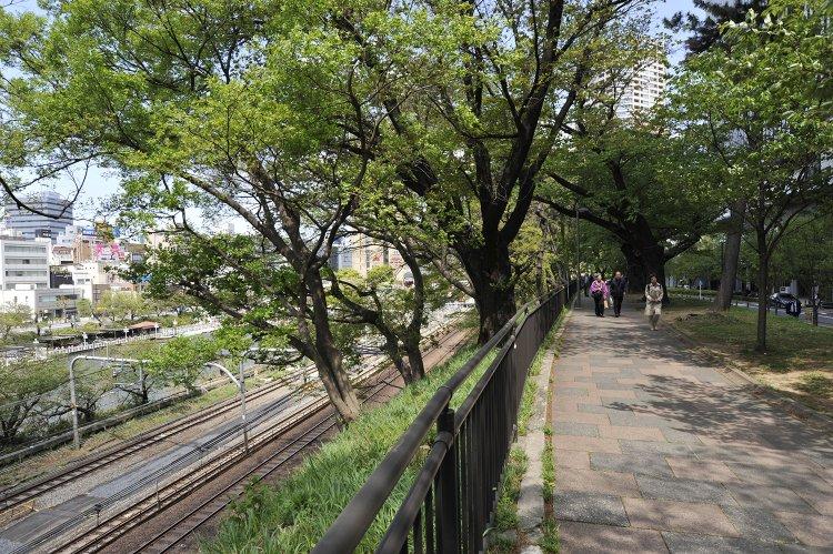外濠公園(そとぼりこうえん)