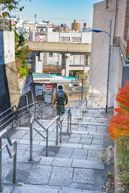 高架を走る東北・上越・北陸新幹線が目の前に。東京新幹線車両センターにゆっくりと入線する新幹線の姿も!