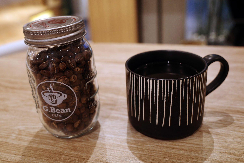 アリサンコーヒー605円。