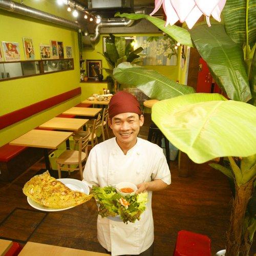 アジア・エスニック料理を食べつくしたいなら新宿へ!現地度の高い絶品グルメ5選