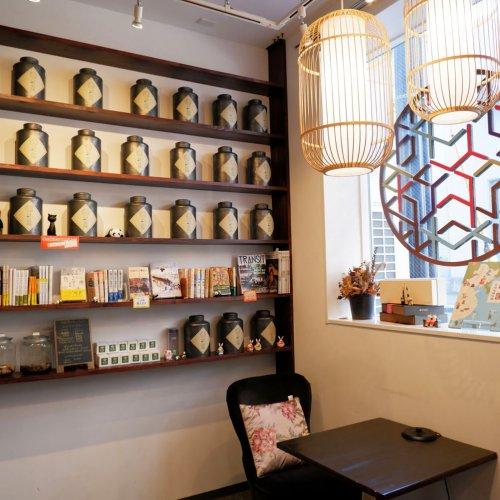 本場のお茶を気軽に楽しめる! 西早稲田の中国茶カフェ『甘露(かんろ)』