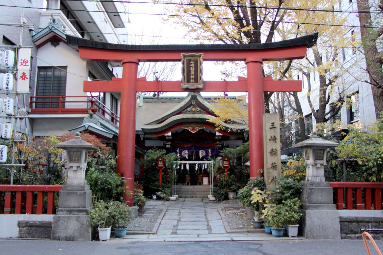 三崎稲荷神社1