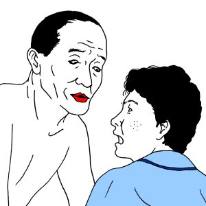 イッセー尾形&笹野高史は、いつも意味なく現れ、観るものを笑わせては消えてゆく日本を代表する2大怪優なのだ!