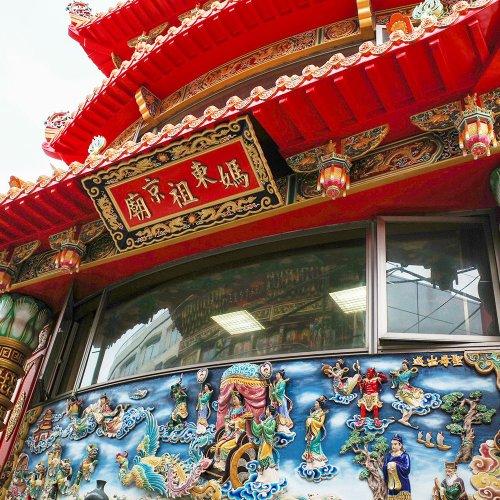 大久保の裏手の新名所! 都心の異界「東京媽祖廟」を台湾旅行気分で参拝