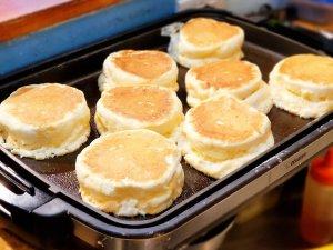パーラービネフルのパンケーキ