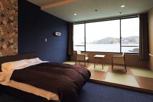 三陸花ホテルはまぎくの客室