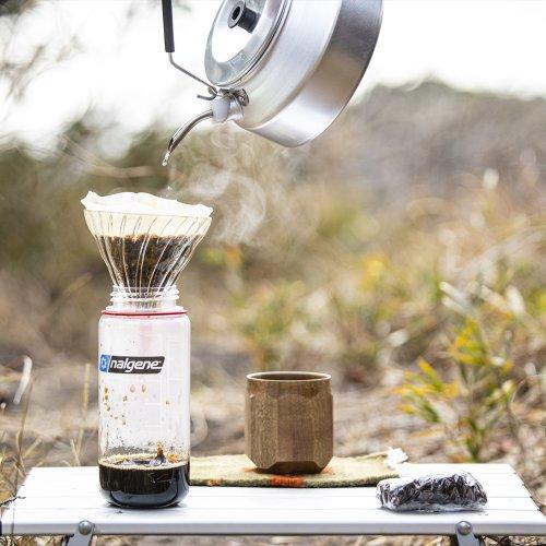 【山コーヒーのコツ】『カフェ海猫山猫』店主直伝! トレイルがカフェになる魔法とは