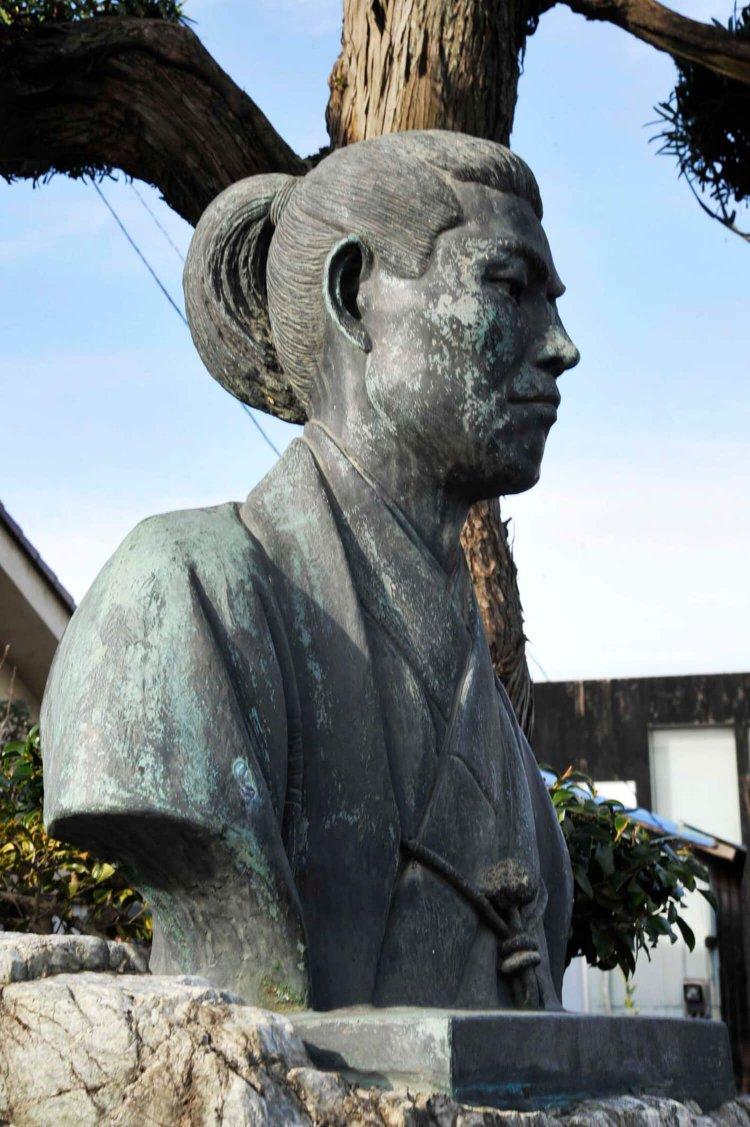 龍源寺(近藤勇の墓)