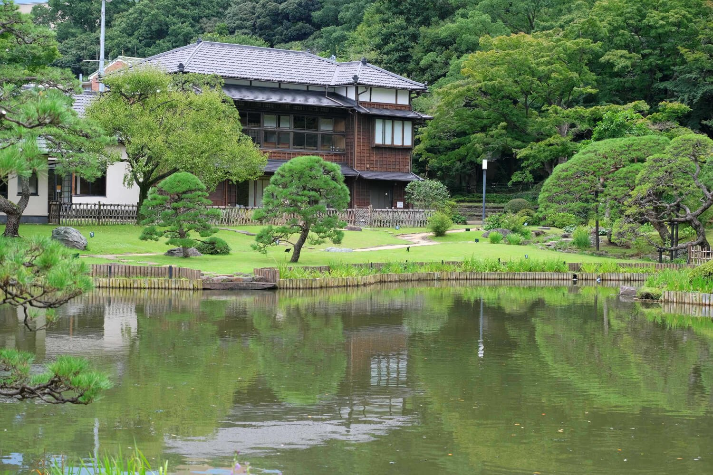 肥後細川庭園(ひごほそかわていえん)