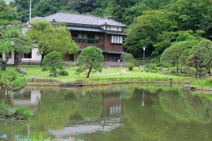 肥後細川庭園 (2)
