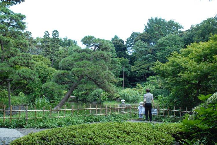 甘泉園公園(かんせんえん)