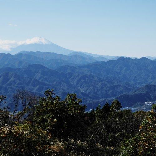 陣馬山から小仏城山、展望スポットをつなぐ縦走路をゆく!【裏高尾極上ルート案内】