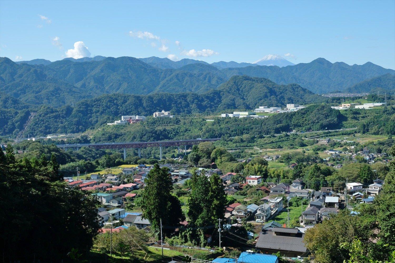 虎丸山から能岳