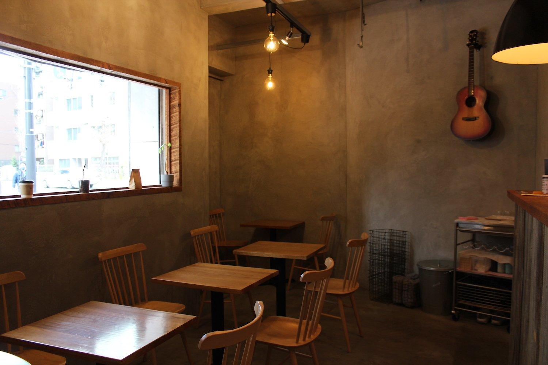 cafe MUSASHIYA