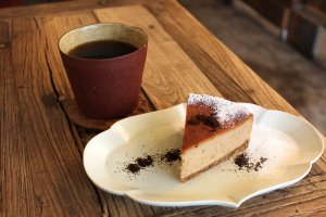 coffee and bake douceur