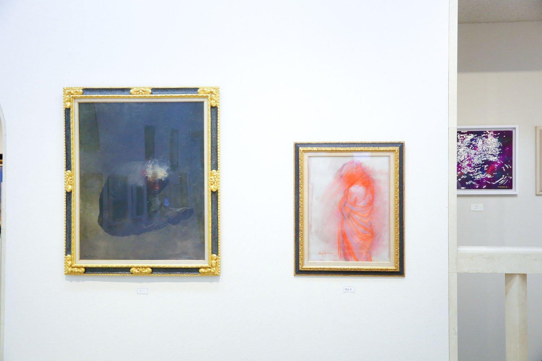 人間の闇を描き出し、熱狂的なファンを獲得した鴨井玲の作品。