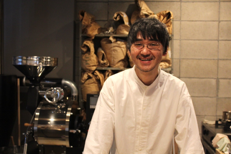 店主の脇田恭生さん。