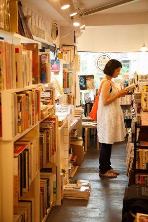 CLARISBOOKS 店内 (2)