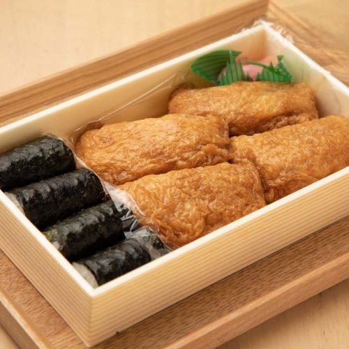 『向島 松むら』で、江戸っ子が好んだ昔ながらの甘辛いなり寿司を
