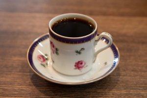 1_カフェファソン_コーヒー
