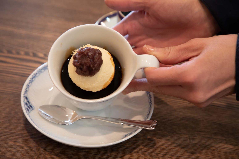 8_カフェファソン_コーヒーゼリー
