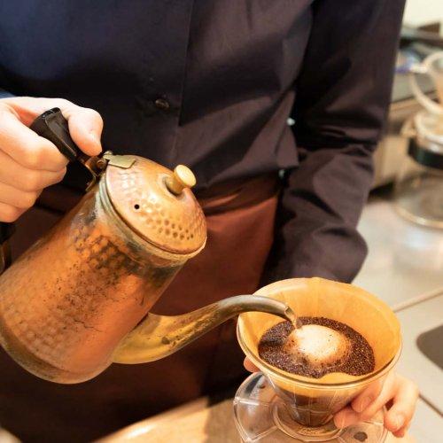 自分好みのコーヒーを淹れてくれる中目黒『カフェ ファソン』で、運命の一杯に出合おう