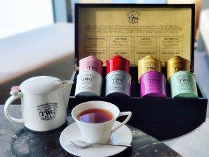 グラン銀座の紅茶