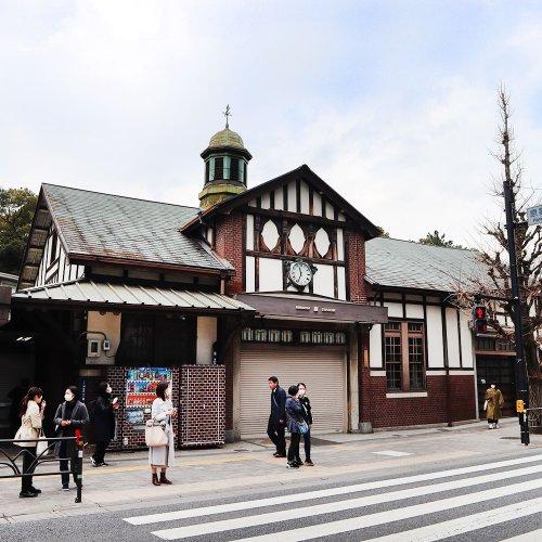 原宿駅の木造駅舎、渋谷の東急百貨店……おなじみの風景に別れを告げた日【東京さよならアルバム】