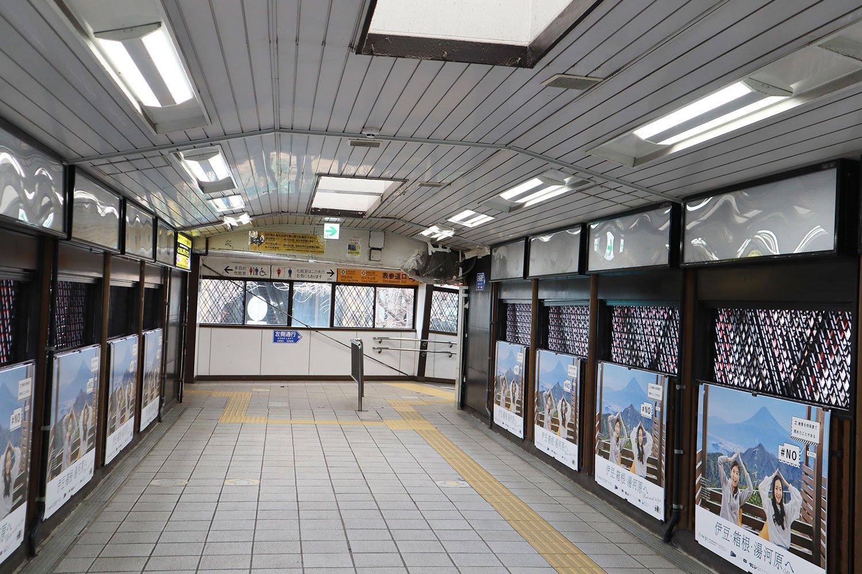 JR原宿駅舎03