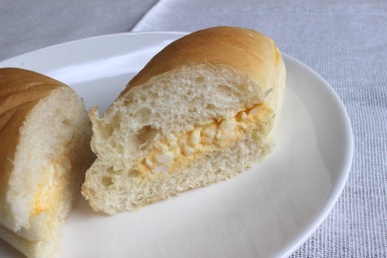 玉子はフワフワで優しい味つけ。たっぷりなのがうれしい。