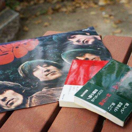 『ノルウェイの森』に描かれた新宿・御茶ノ水さんぽ−side緑−【村上春樹の東京を歩く】