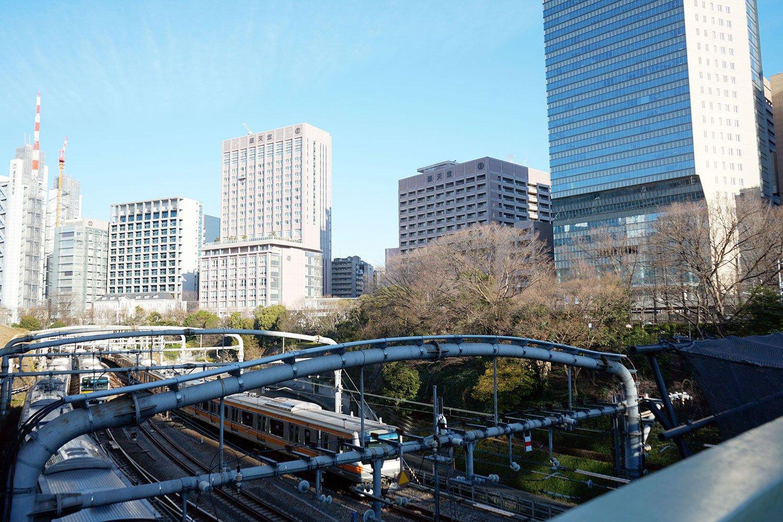 村上春樹の東京を歩く ノルウェイの森