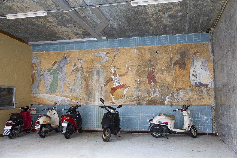 4 長谷川路可(ろか)のフレスコ画