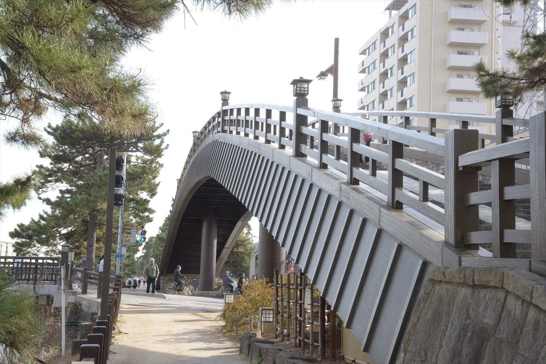 9 草加松原百代橋