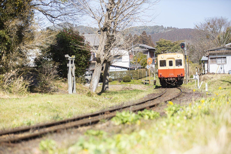 小湊鐵道・久留里線