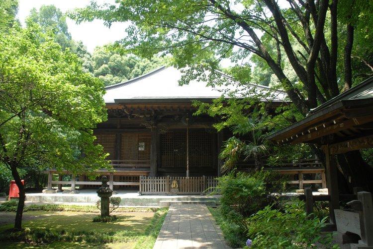 国分寺薬師堂(こくぶんじやくしどう)