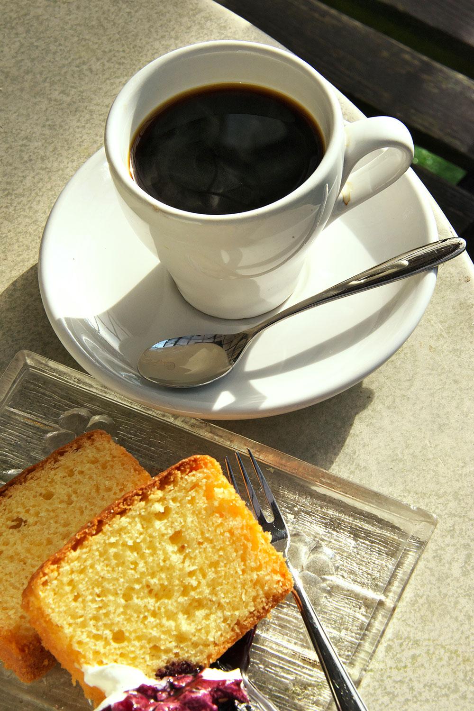ガーデンカフェ マツムシコーヒー