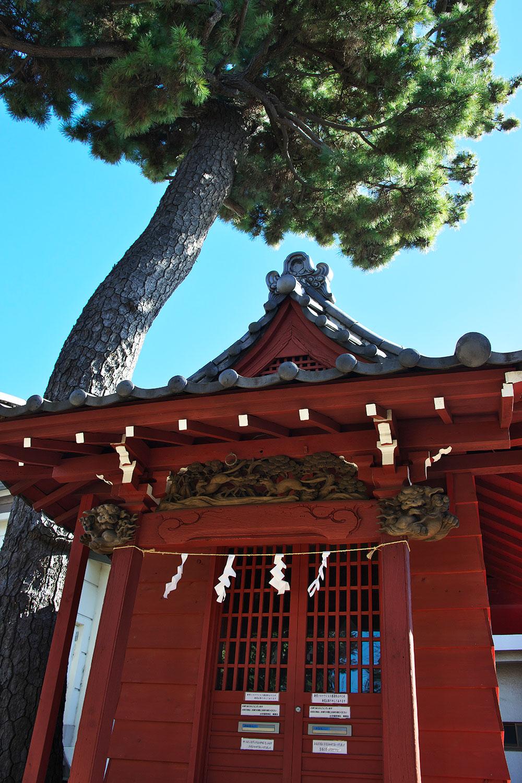 北向稲荷神社