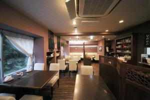 中国料理 古月新宿 店内