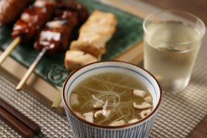 焼鳥×和酒 遊 鳥スープなど