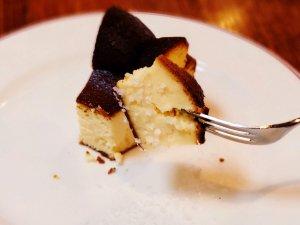リゼッタのバスクチーズケーキ