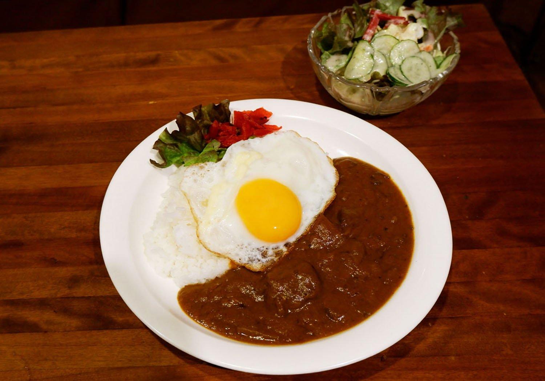 特製カレー850円。