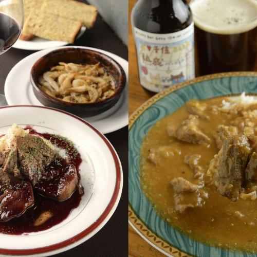 北千住の下町DNAを受け継ぐグルメ6軒。洋食、カレー、イタリアン、ハンバーガー。サイフも胃袋もうれしい悲鳴!