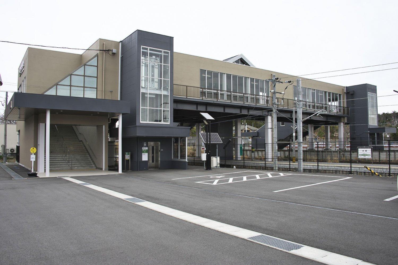 JR常磐線大野駅。