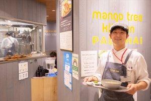 mango tree kitchen PAD THAI