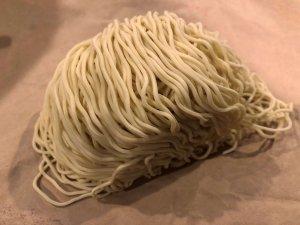 荻窪ラーメン久保田_麺