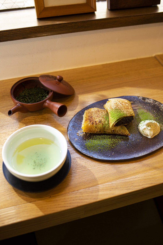 Chatoan 茶とあん クレープ