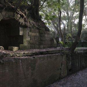 散策道を進むと日本初の西洋式砲台が眠っている。観音崎砲台群<後編> ~廃なるものを求めて 第14回~