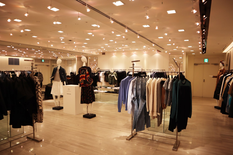 バーニーズ新宿店08